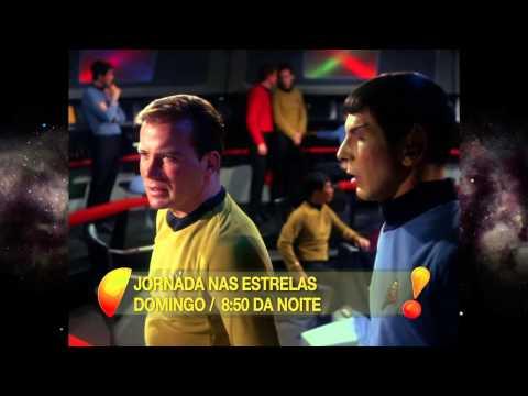 Chamada JORNADA NAS ESTRELAS - 21/10/2012 | RedeTV!