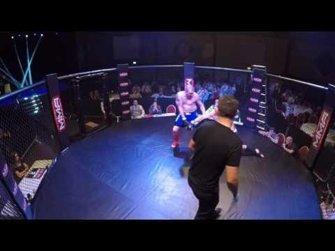 Ultra MMA | Durham | Stephen Lamb VS Anthony Batey