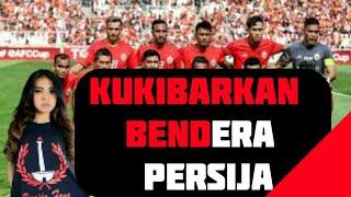 Lagu Persija Terbaru 2019 || Ku kibarkan Bendera Persija Jakarta