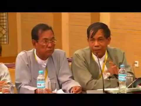 Workshop on Rakhine State Issues_23-9-2012_Part 2