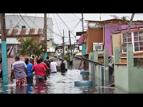 Hurricane Maria official death toll in Puerto Rico rises to 2,975 from 64