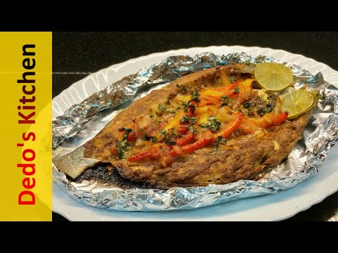 Baked Fish In Oven Recipe
