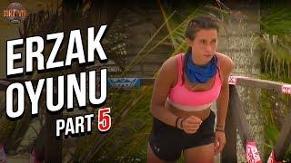 Erzak Oyunu 5. Part   36. Bölüm   Survivor Türkiye - Yunanistan