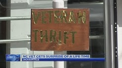 Veteran thrift store set to open in Jacksonville