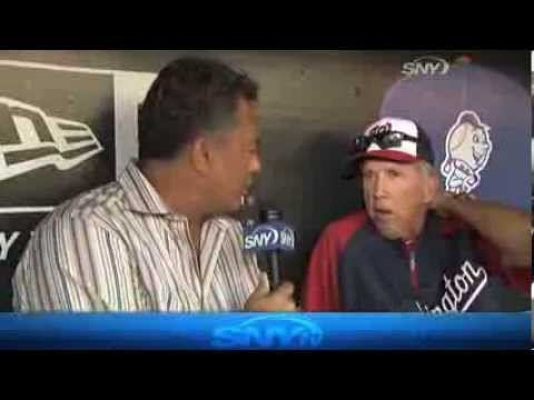 Ron Darling Interviews Davey Johnson - Part 1