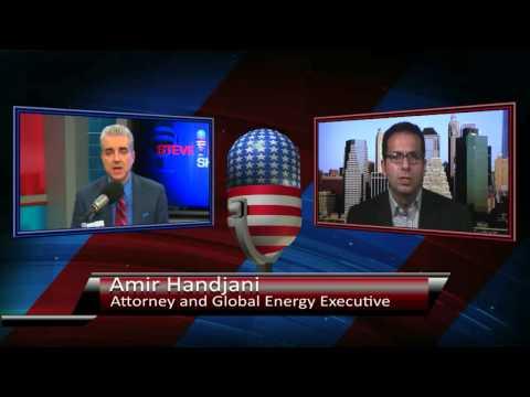 Amir Handjani -- Iranian-American Attorney and Global Energy Executive