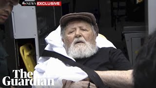 US deports 95-year-old former Nazi concentration camp guard