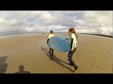 7th Wave Surf School Enniscrone Summer 2012 Highlights