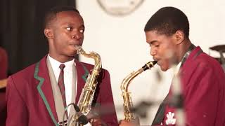 The Prince Edward School Junior Jazz Band Genesis Music Concert 9 August 2017, Jimmy Dludlu