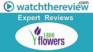 1-800-Flowers Review - Flower Delivery Services