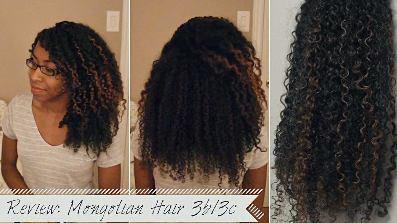 Mercys Hair Extensions Review Mongolian Kinky Curly Hair 3b3c