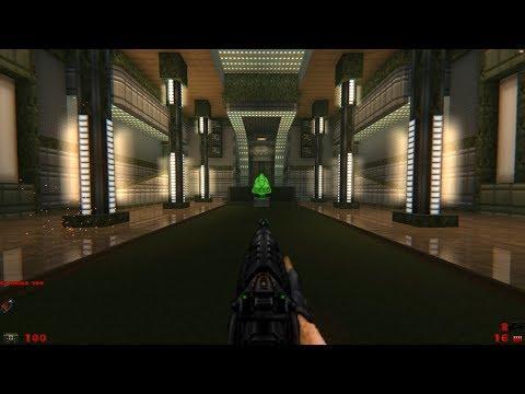 "Brutal Doom: Black Edition v3.1c - ""Don't Play With Hell"" Starter Pack - Level 1: UAC Housing Module"
