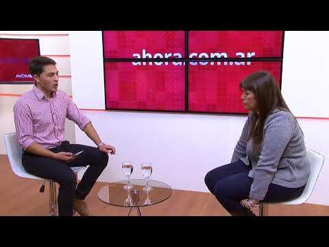 AHORA TV | Entrevista con Claudia Acevedo