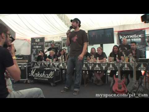 Wacken Metal Battle Competition - the Winner is Crysys from Spain [HD]