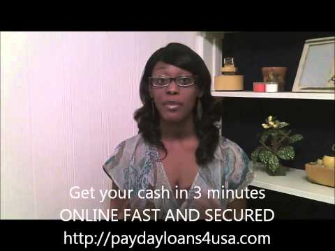 Jacksonville Cash Advance , Loans Online, Payday loan ,Check loans from YouTube · Duration:  42 seconds