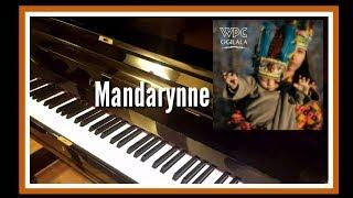 William Patrick Corgan Mandarynne Piano Cover  Ogilala