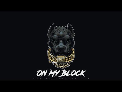 "Hard Rap Beat ""ON MY BLOCK"" | Sick Rap Instrumental #rapbeat (prod. whitecrxw)"