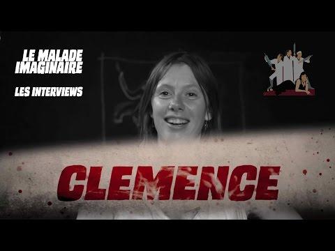 Les K - Interview Clémence Mercier - Le Malade Imaginaire