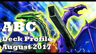 Here's an updated ABC deck profile for the current format, along wi...