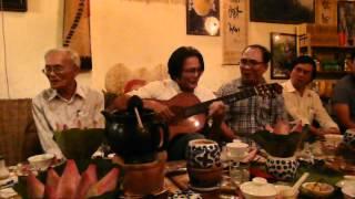 [Hiện Quán trà thất - ĐÊM TRÀ MÙA SEN 2012] Song ca NỤ CƯỜI SƠN CƯỚC