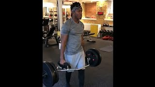 How KSI is Preparing For The FIGHT!