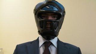 Обзор MMA-шлема RDX HeadGuard