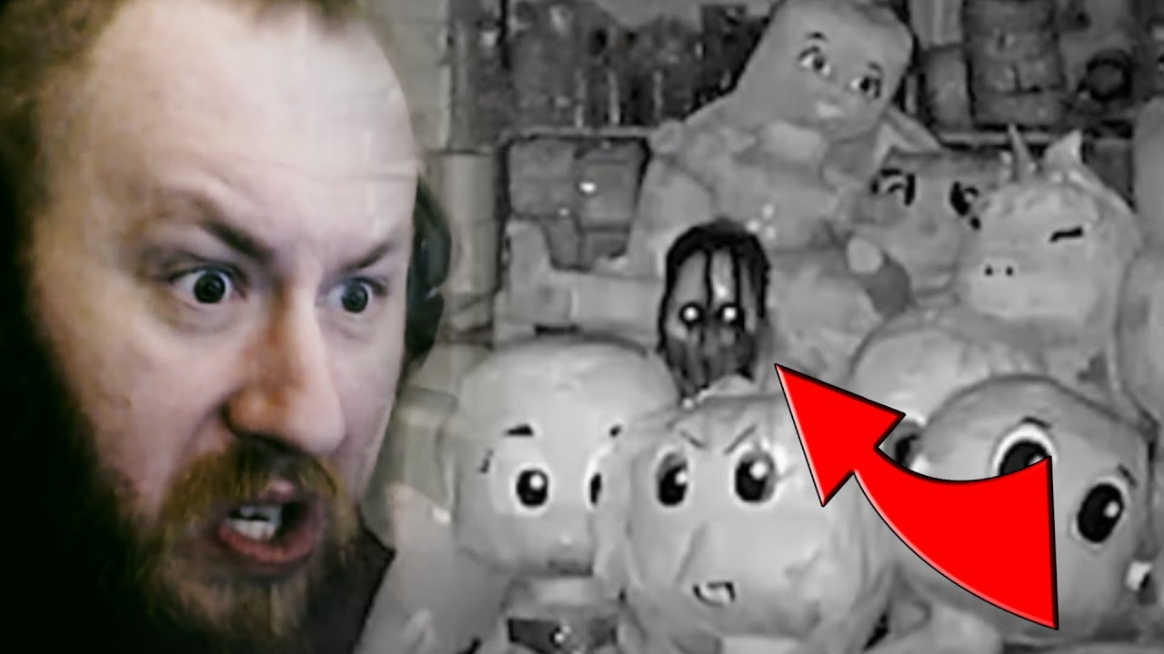 """Download Nukes """"5 SCARY Ghost Videos That Might MAKE You SCREAM"""" Reaction"""