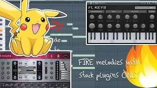 How to EASILY Create Dark Trap Melodies | Melody Work #1 (FL Studio Tutorial 2019)