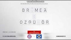 Bundesliga Spielplan 2015/2016 - 1 Spieltag   Live