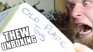 OLD PLASTIC TOYS: Vintage Transformers/Gobots unboxing funtime!!