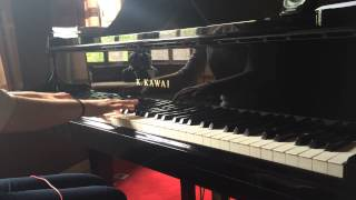 White Line Fever (Asking  Alexandria) - Piano Cover