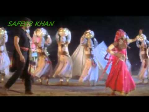Tujhe Na Dekho Toh Chain - Rang (1993)HD Full Song