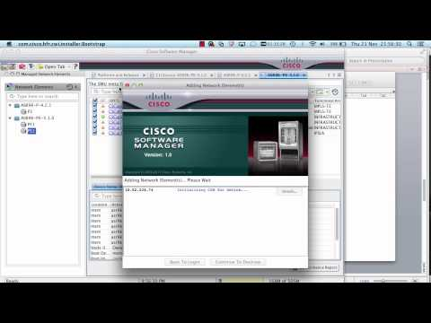 Cisco IOS XR Software Manager