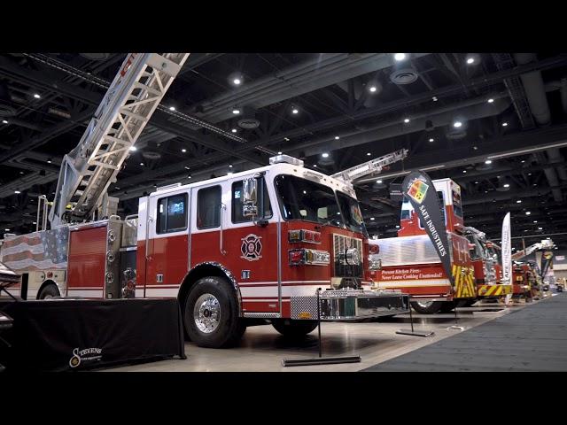 2018 South Atlantic Fire Rescue Expo! FireTech brand show video