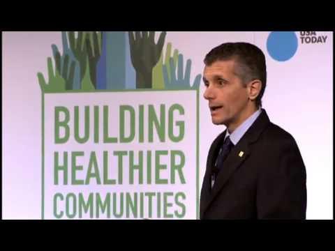 Building Healthier Communities: USA TODAY/Cigna forum at the Newseum