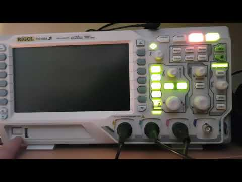Rigol 1054z - 6 channels? - Logic analyzer and Source buttons