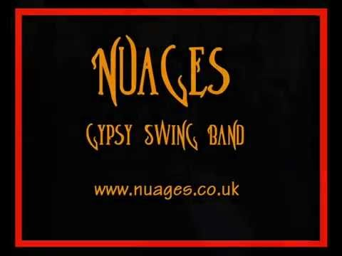 'Nuages' - Nuages Gypsy Swing Band