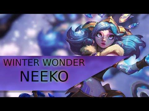 Winter Wonder Neeko Voicepack [Skin+]