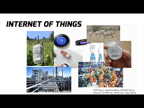 Internet of Things: History and Hype Technology and Policy
