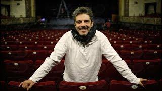 Fabián Mazzei: el artista que apuesta a los más chicos