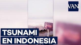 Tsunami Indonesia La Isla De Célebes Sacudida Por Un Terremoto De 7,5 Grados