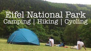 Eifel National Park | Cycling | Hiking | Camping
