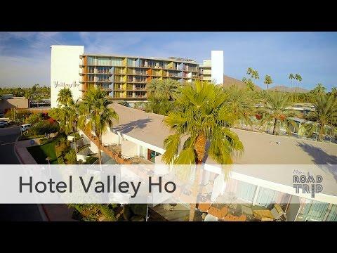 Hotel Valley Ho in Scottsdale, AZ