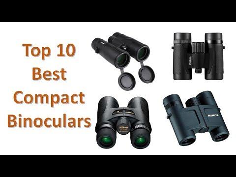 Best Compact Binoculars in 2018  Top 10 Binocularss
