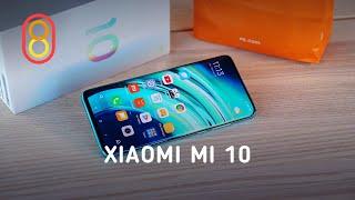 Обзор Xiaomi Mi 10 — недорого!