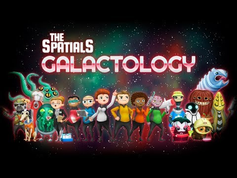 The Spatials : Galactology Gameplay Impressions – City Building Star Trek!