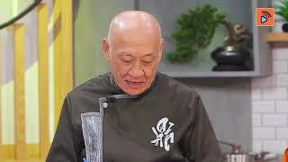 阿爺廚房   鼎爺 教煮煎焗大白鱔   食譜   李家鼎   譚玉瑛