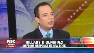 Reince Priebus: Hillary