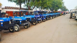 Fatehabad tractor mandi 13/01/2019 सभी कंपनी के ट्रैक्टर ख़रीदे व बेचे fatehabad haryana