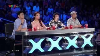 Vietnam's Got Talent 2014: Tập 7 - Giọng hát đe dọa Uyên Linh idol (09/11/2014)